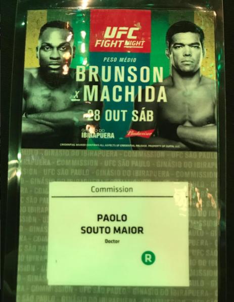 MMA São Paulo